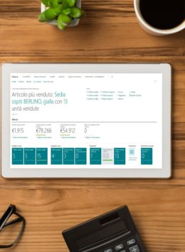 App Gestione Pallet per Microsoft Dynamics 365 Business Central
